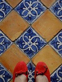 Productos de las colecciones de socarrat fabricaci n de azulejos medievales artesanales - Azulejos artesanales ...