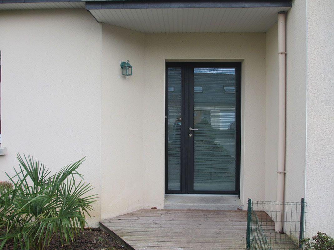 porte entree vitree toute hauteur porte d 39 entr e pinterest porte entree vitree porte. Black Bedroom Furniture Sets. Home Design Ideas
