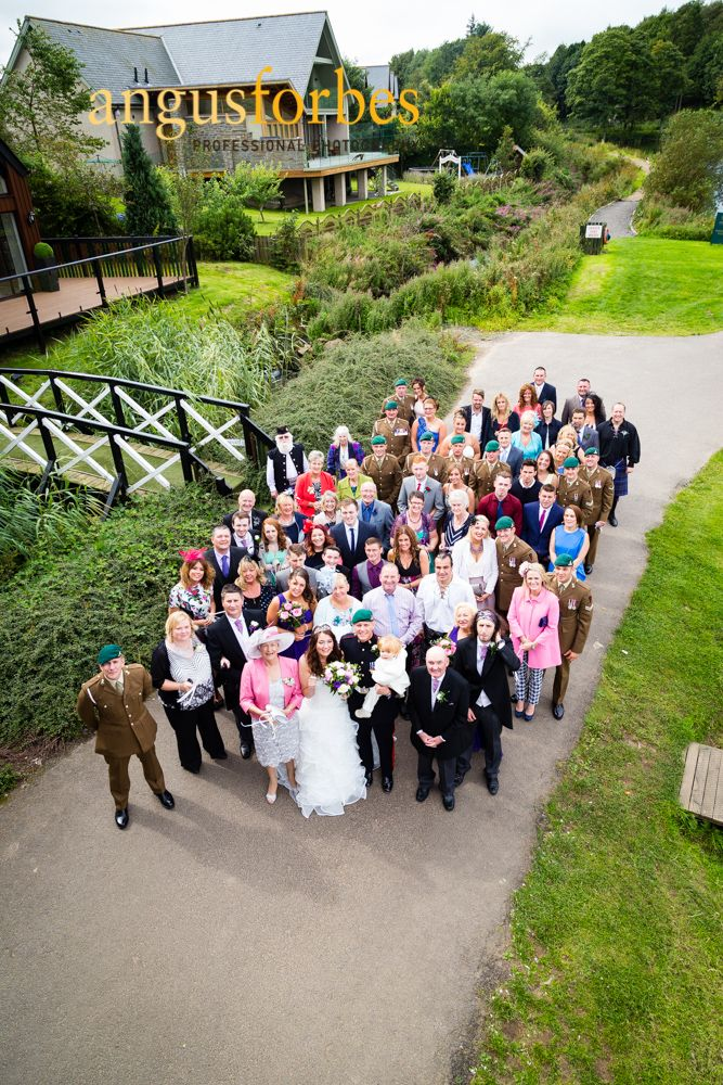 Forbes of Kingennie Wedding Photography by Angus Forbes