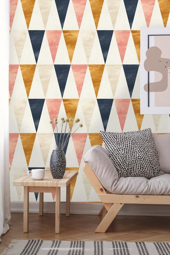 Removable Wallpaper Self Adhesive Wall Mural Peel And Stick