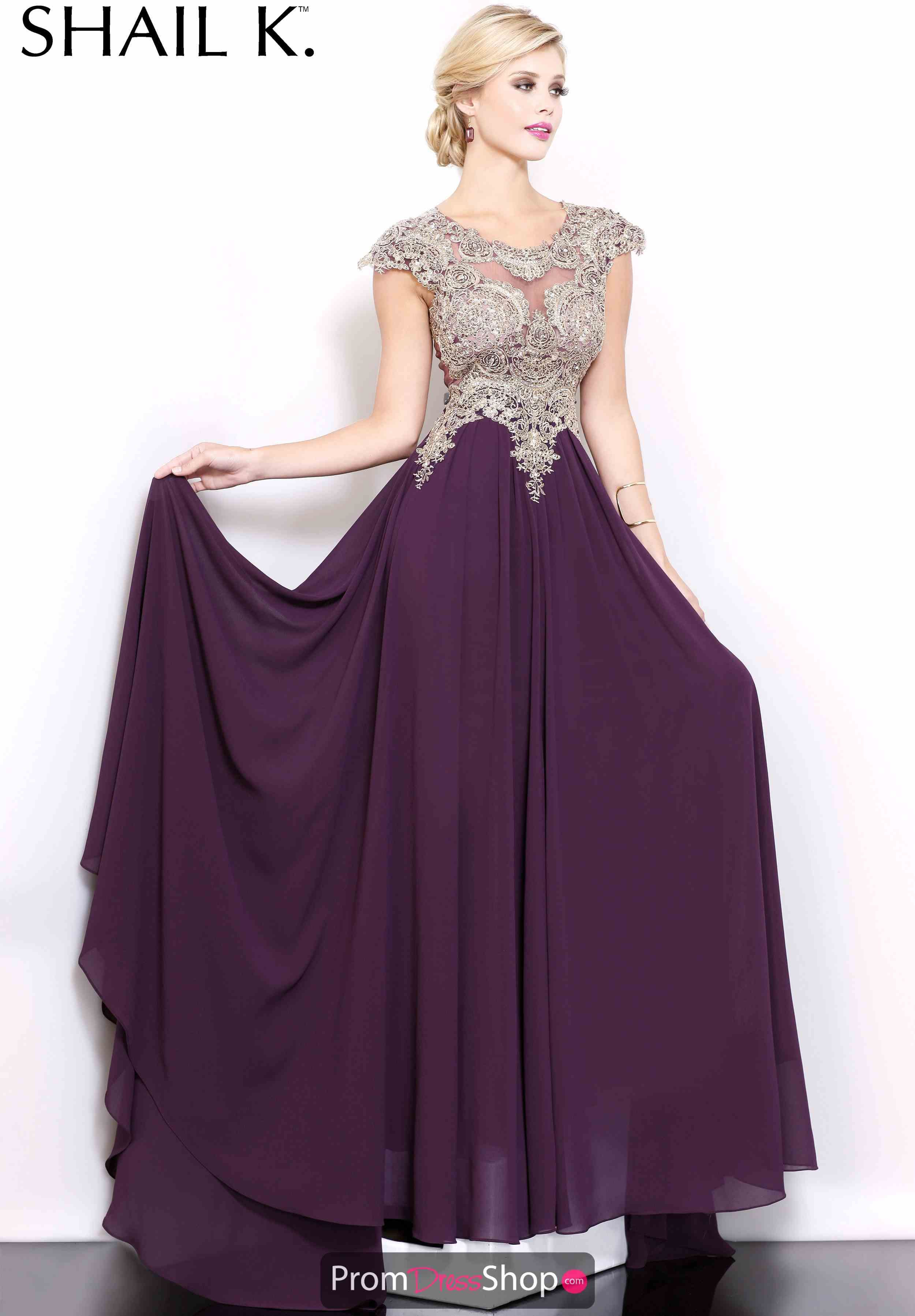 Shail k dresses at prom dress shop prom free shipping and ships