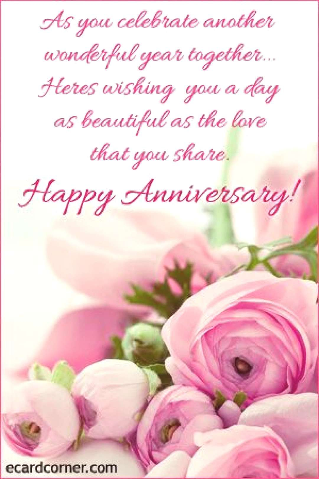 Wedding Anniversary Ecard In 2020 Happy Anniversary Quotes Happy Anniversary Wishes Happy Wedding Anniversary Quotes