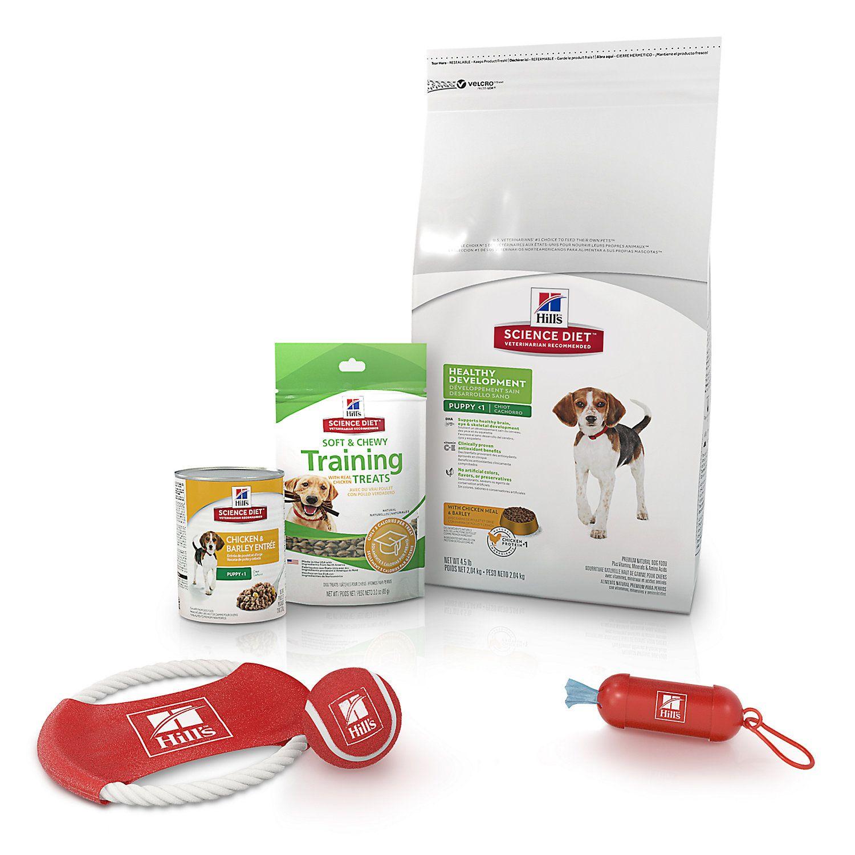 Hill S Science Diet Healthy Development Puppy Kit 6 59 Lbs Hills Science Diet Science Diet Puppy Starter Kit