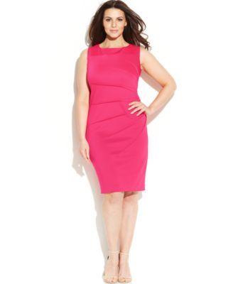 49+ Calvin klein plus size dresses at macys inspirations