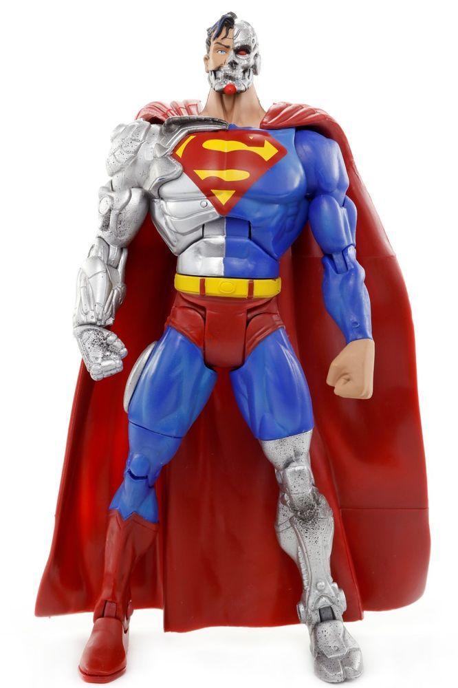 8f95df66ed6a DC Universe Classics Super Enemies CYBORG SUPERMAN 6