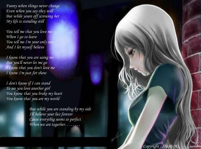 Emo Poems: Emo Poem Image