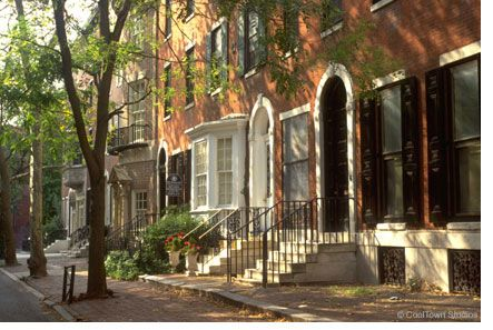 Philadelphia Row House Vs Boston Triple Decker Downtown My. Philadelphia  Architectural Treat Rittenhouse Square Furnished Apartment For Description