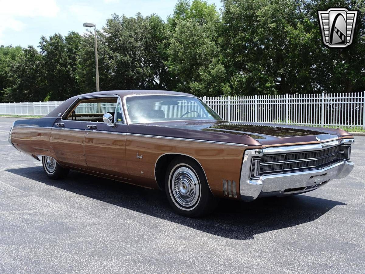 1969 Imperial Classic Cars Chrysler Classic Cars Muscle