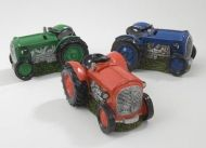 Sm. Tractor Money Bank  http://giftworks.tv/product/sm_tractor_money_bank