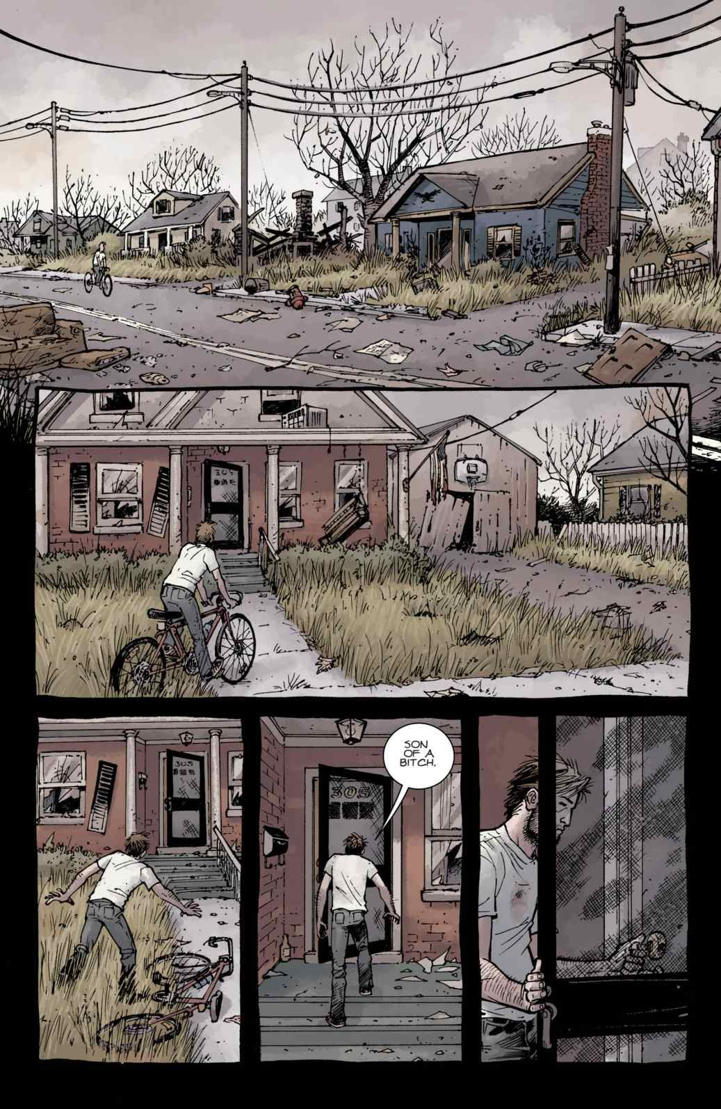 Read Comics Online Free The Walking Dead Chapter 001 Page 14