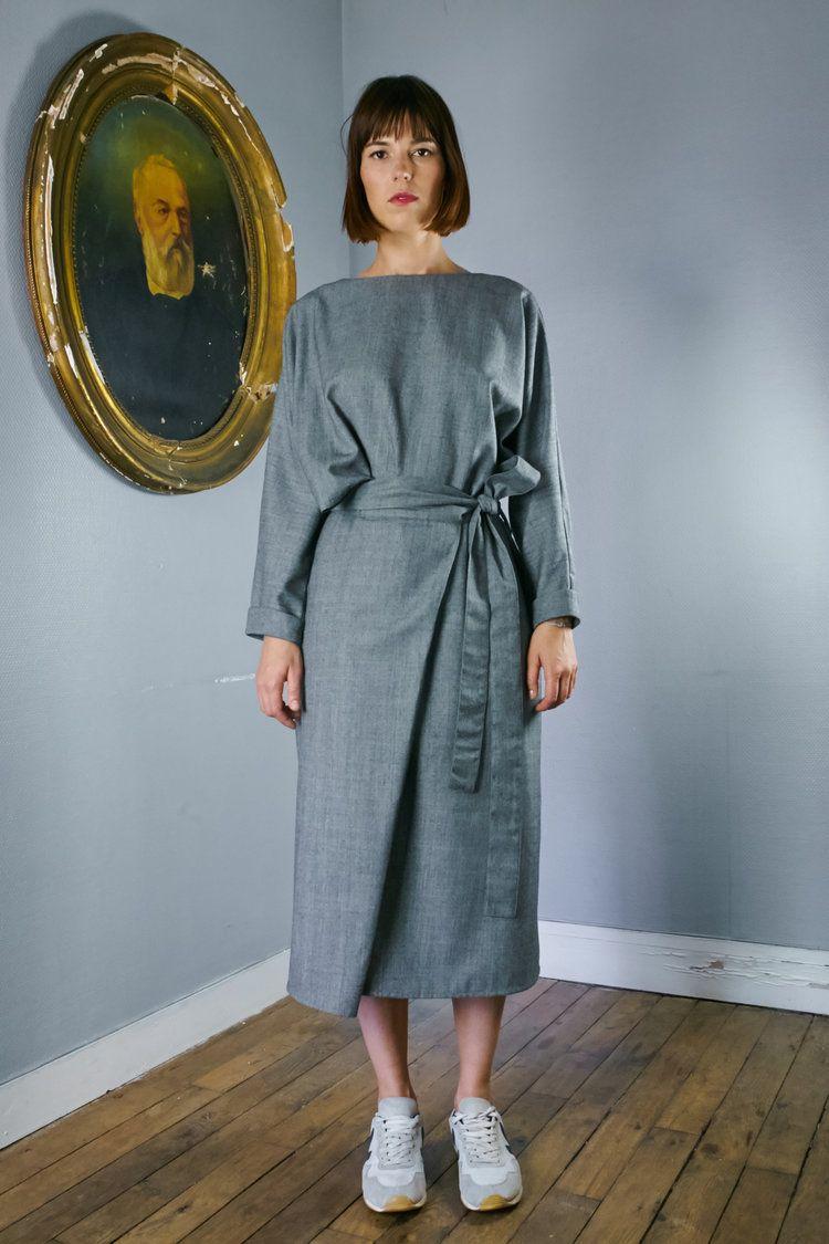 Robe KANDIDE, dress with japanese inspiration Idées de