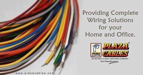 Providing complete wiring solutions for your home and office