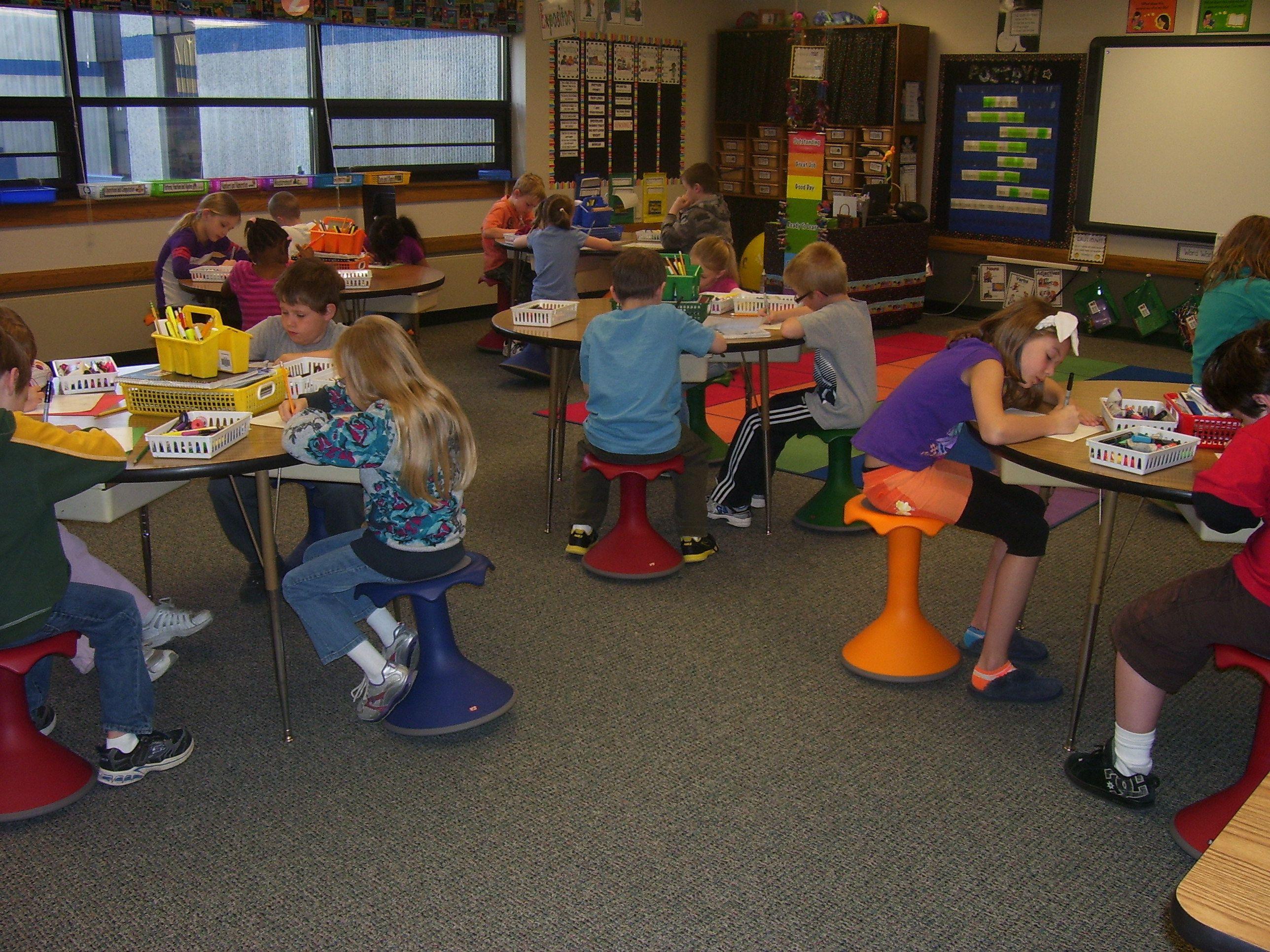 Wittfitt Com Home Page Alternative Seating Classroom Sunday