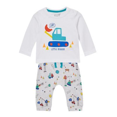 b53602274992 This two piece set from bluezoo will make a cute and colourful ...
