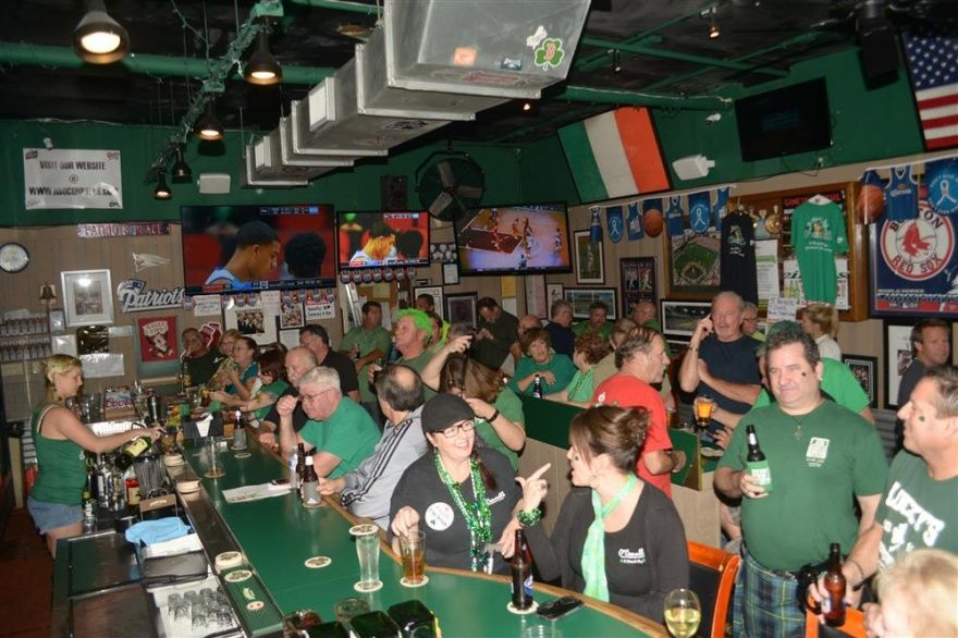 O'Connell's Sports Pub & Grille Bar in Huntington Beach