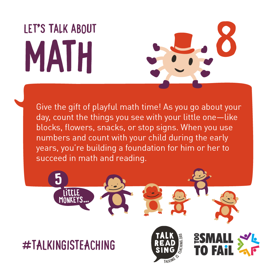 Talkingisteaching Math Can Be A Playful Time Math Time Math Let Them Talk
