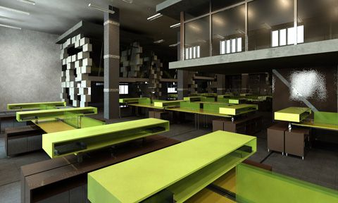 study spaces university interior design architecture Google Search