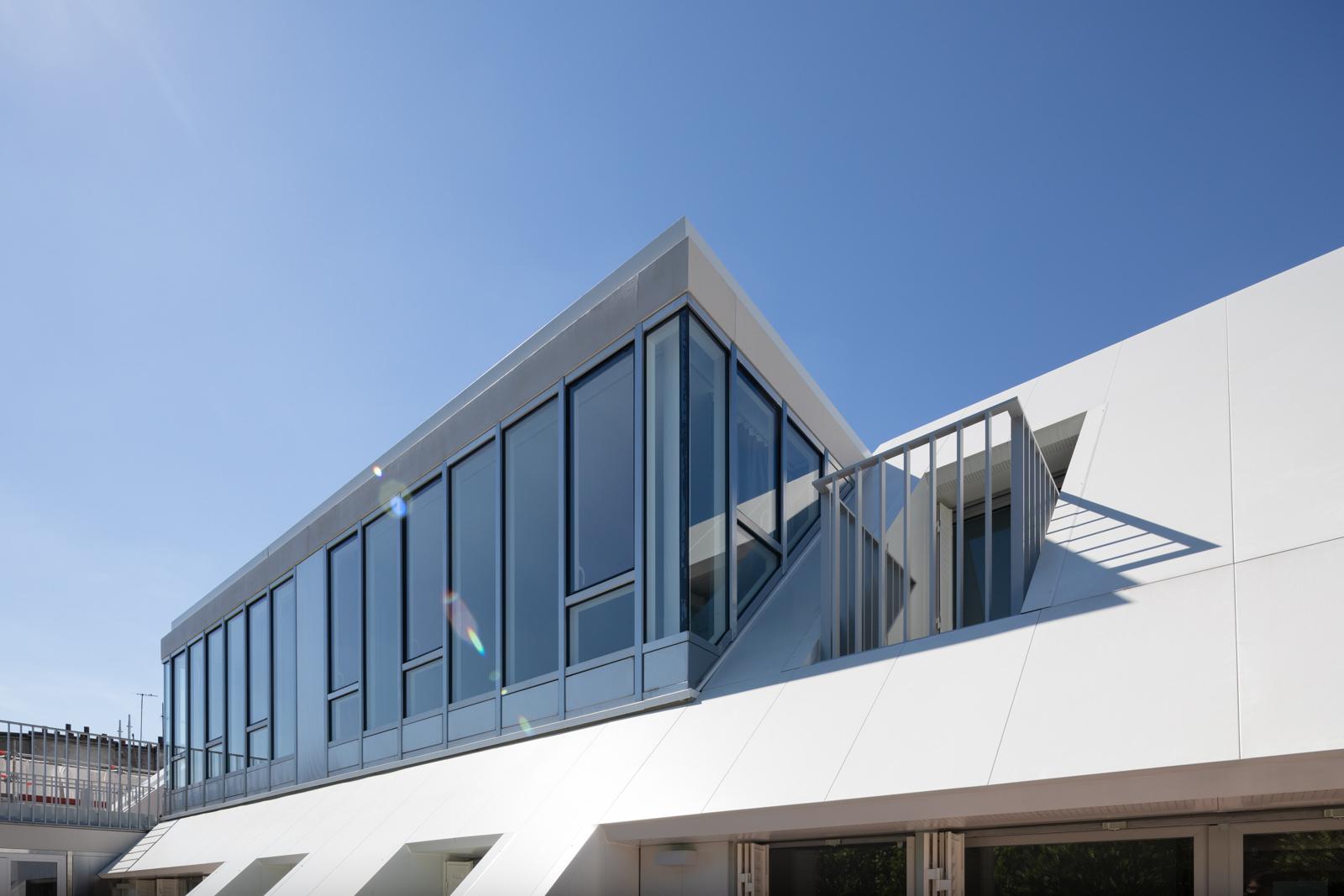 Logements Cardinal Lemoine Petit Balcon Architecture Logement