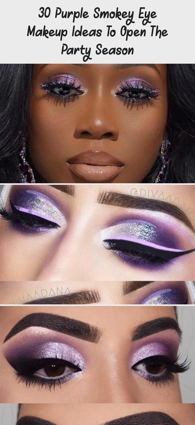 Dekoration İdeen in 2020 Eye makeup, Smokey eye makeup