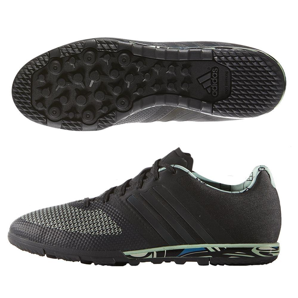 278f59aea ACE 15.1 City Pack Brooklyn CG Turf Soccer Shoe (Dark Grey/Black/Frozen  Green) | S77880 | SOCCERCORNER.COM