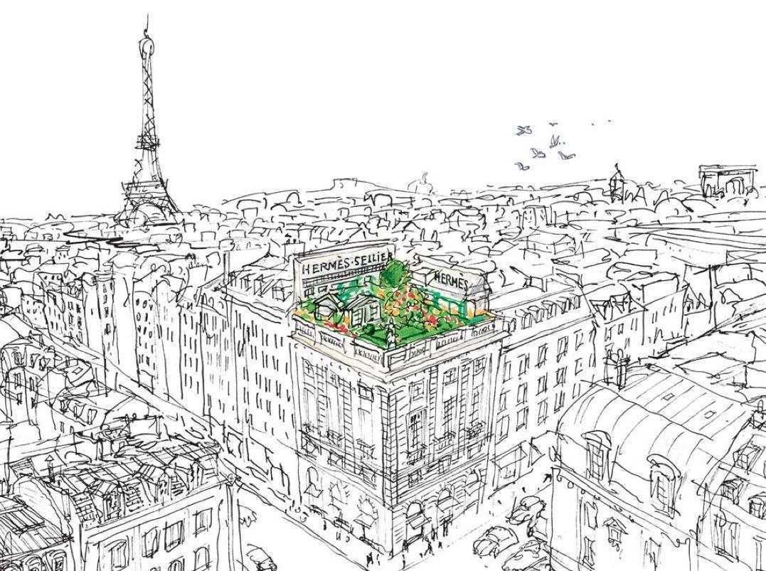 5 Niche Perfume Brands To Love Jardin Sur Le Toit Illustration