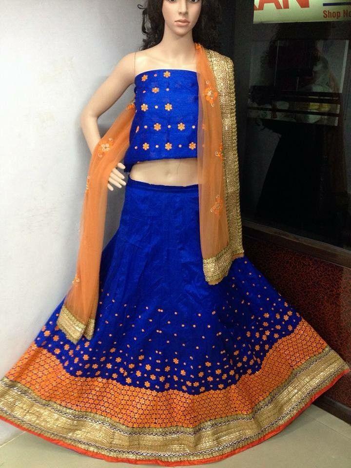 Bollywood Replica Blue Colour Party Wear Lehenga Choli Buy Apparel