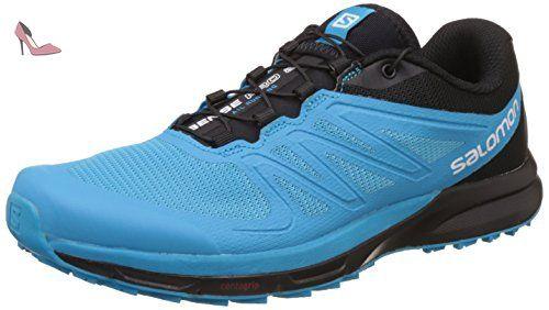 2 Salomon Bleu Sense Entrainement Chaussures Pro De Homme Running PqEUqvwT4