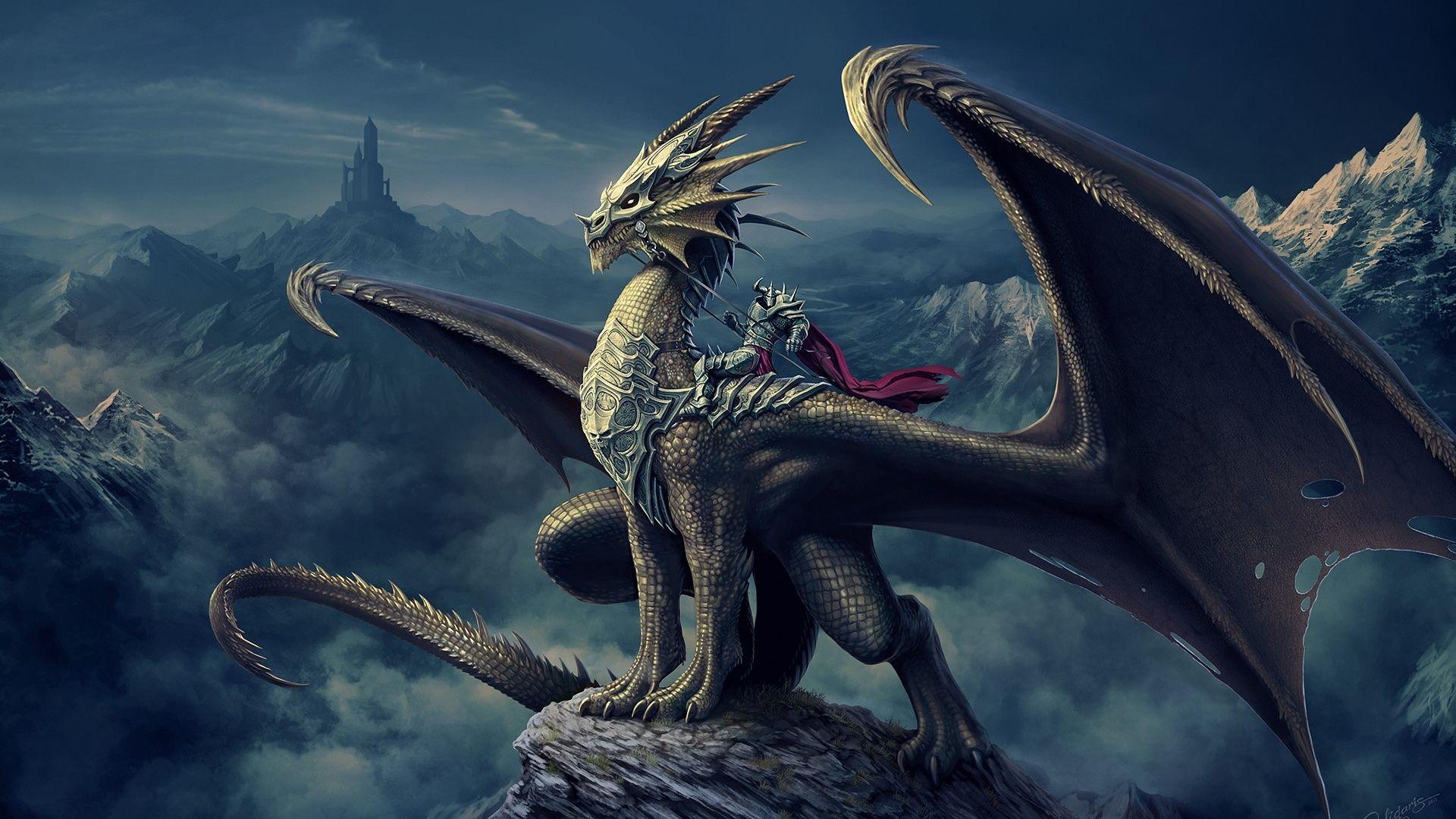 Dragon Wallpaper Desktop