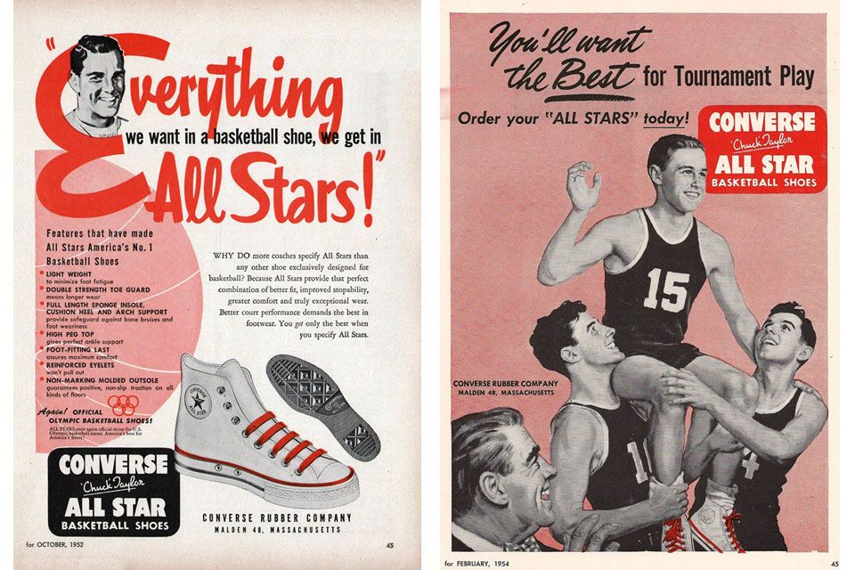 converse shoes advertisements history of badminton images