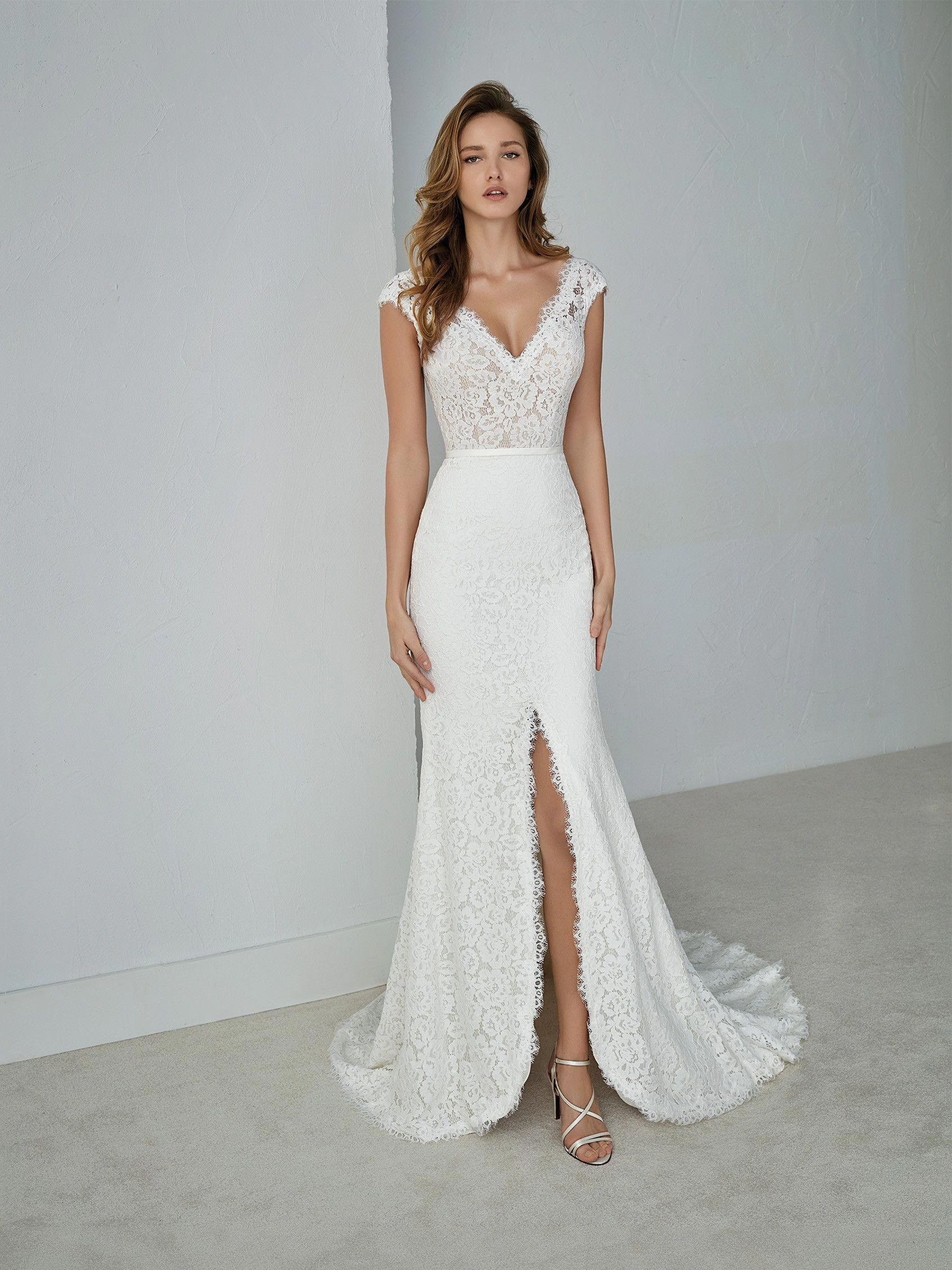 White One Collection By St. Patrick FAUSTA Feminine and