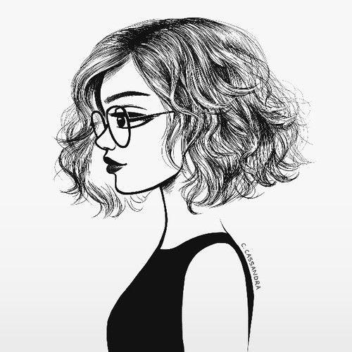 black sketch