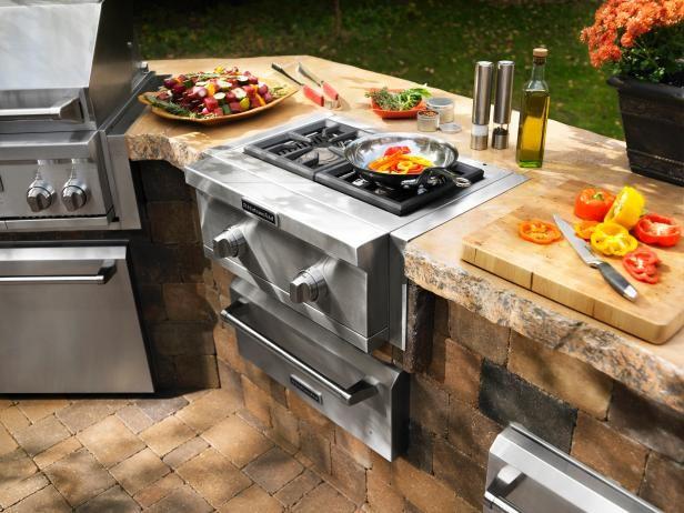 Outdoor Kitchen Appliances Outdoor Kitchen Grill Outdoor