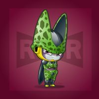 Chibi Cell by DanPazmio