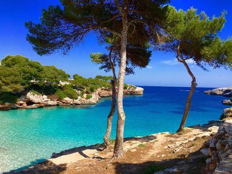 Cala Esmeralda Mallorca Reisen Strande Mallorca Und Mallorca