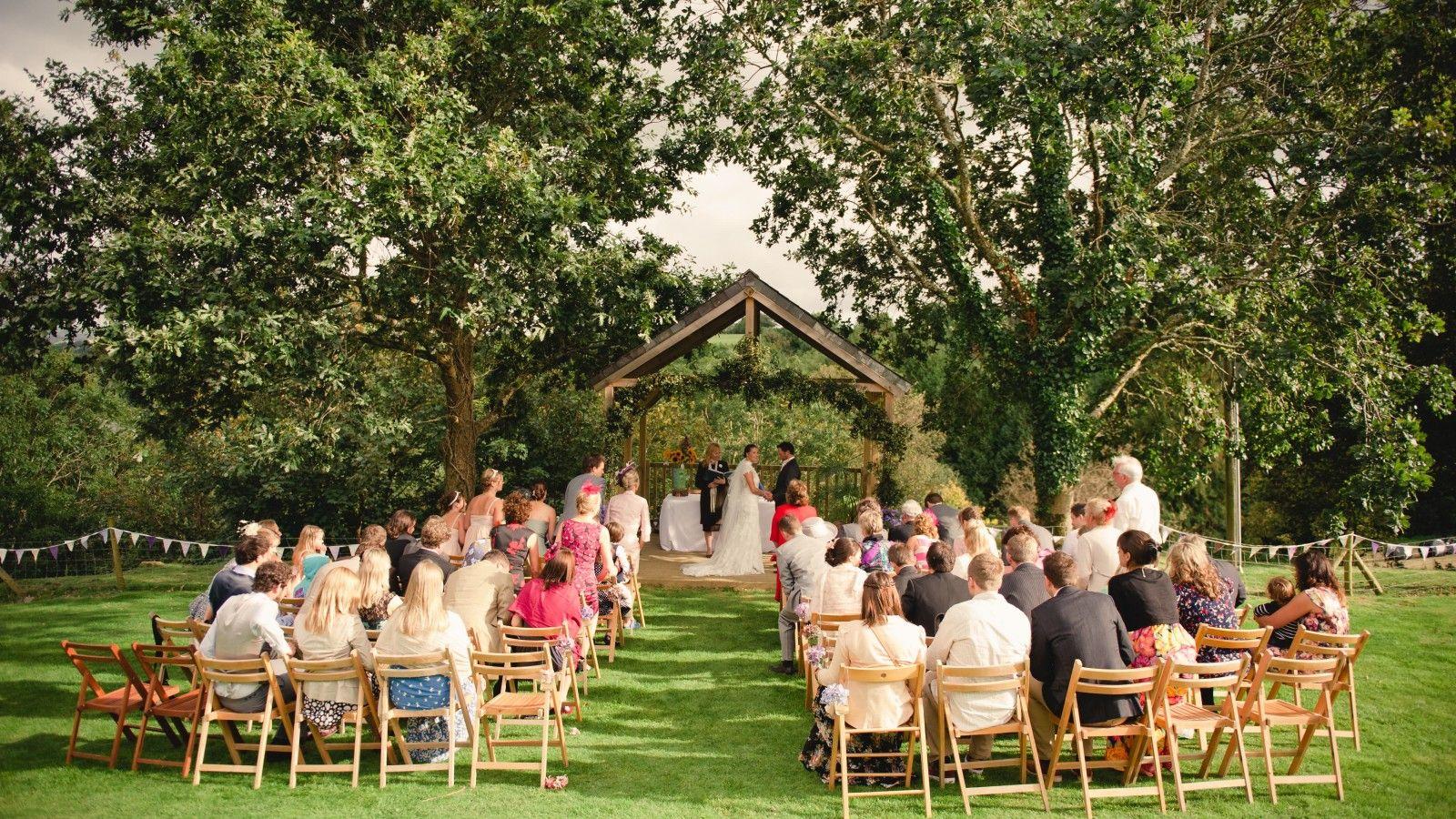 Orchard House Weddings Kate Toms The Big Cottage Company Cornish Wedding Venue