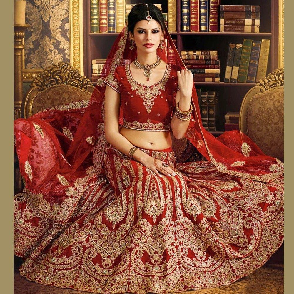 Aesthetic Maroon Velvet Bridal Lehenga Choli | Indian and Pakistani ...