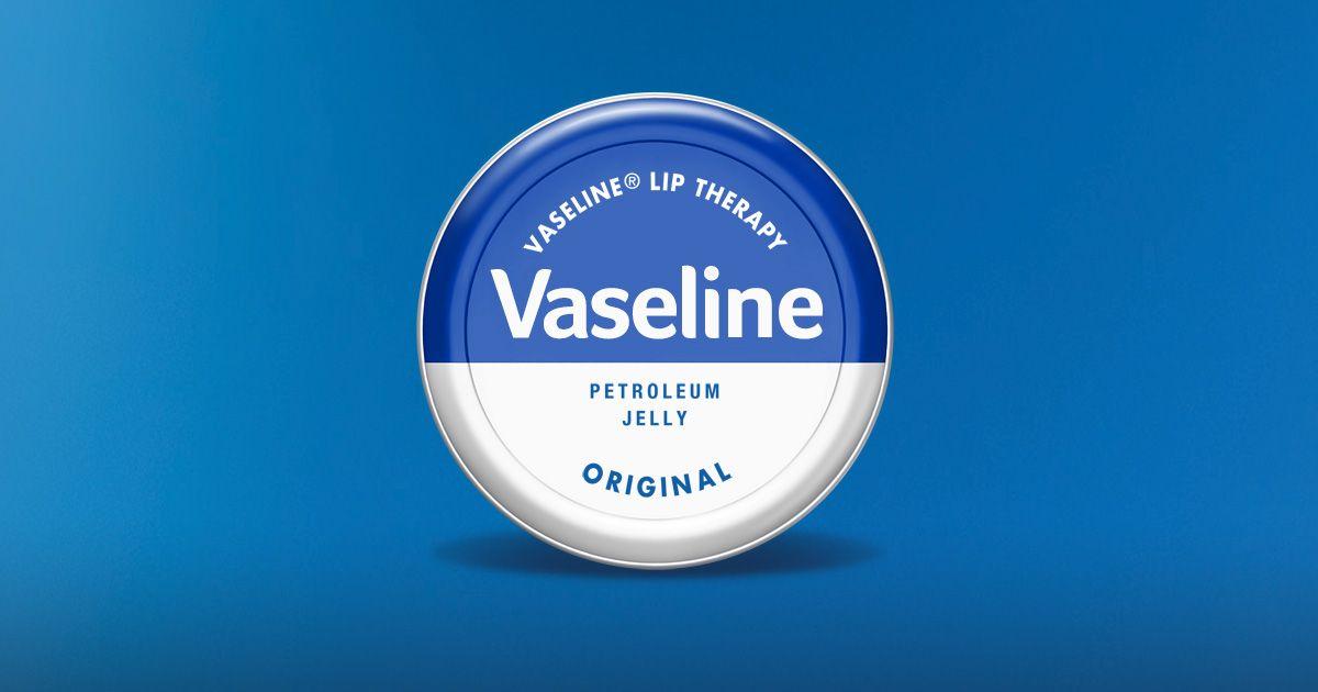 Ive just treated myself to a customised tin of vaseline