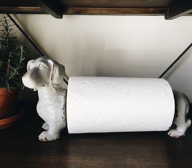 Dachshund Paper Towel Holder Inspiration Dachshund Paper Towel Holder  Hot Dogs  Pinterest  Paper Towel Review