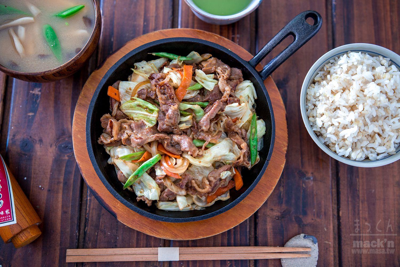 MASA定食屋風!味噌漬炒豬肉片 | Asian kitchen, Dishes, Food