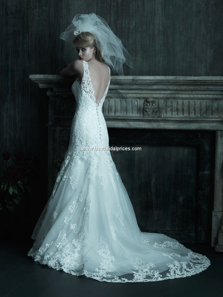 Allure Couture Wedding Dress - Style C202 | Bridal | Pinterest ...