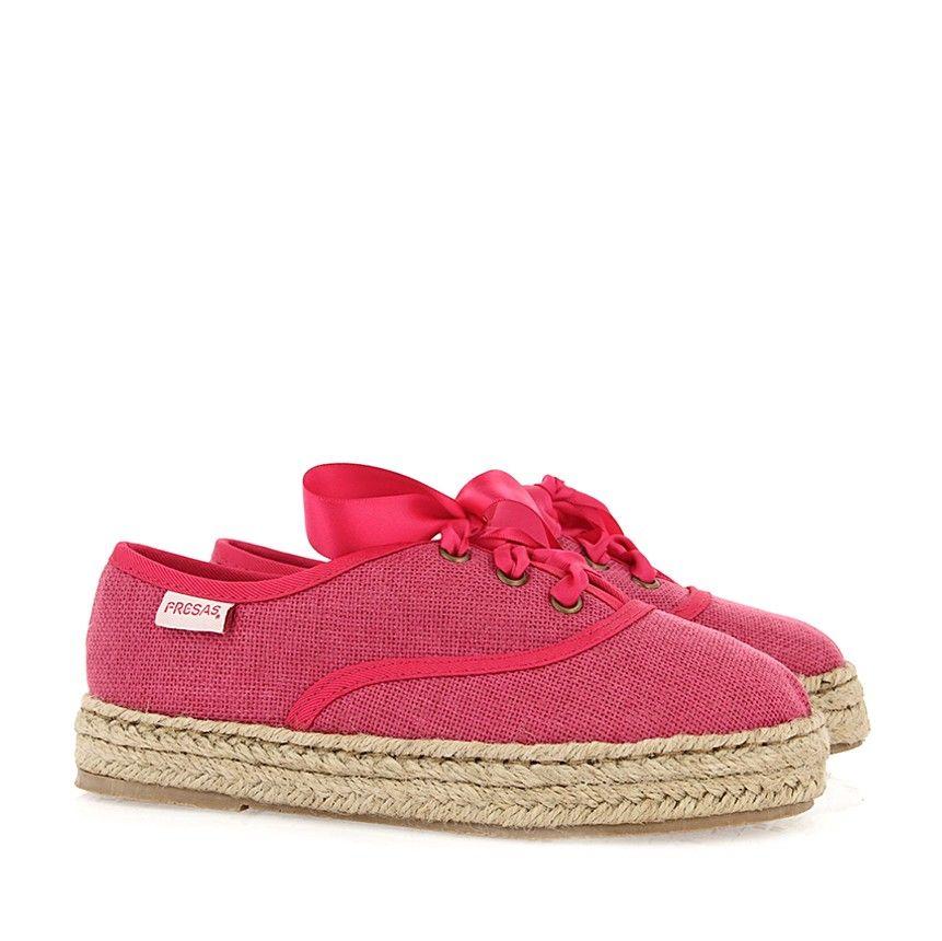 Zapatos fucsia infantiles QvobzZe9kA