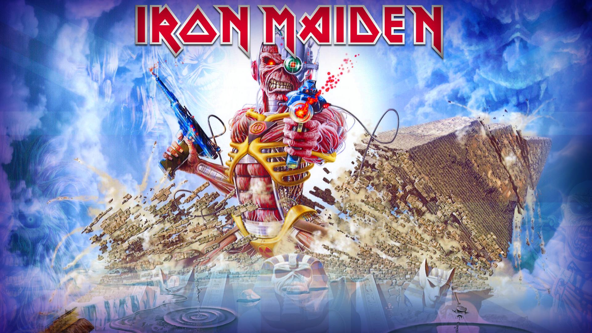 Iron Maiden Wallpaper Desktop Background On Wallpaper 1080p