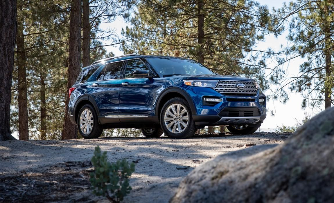 2020 Ford Explorer Preview And Off Road Numbers Released 2020