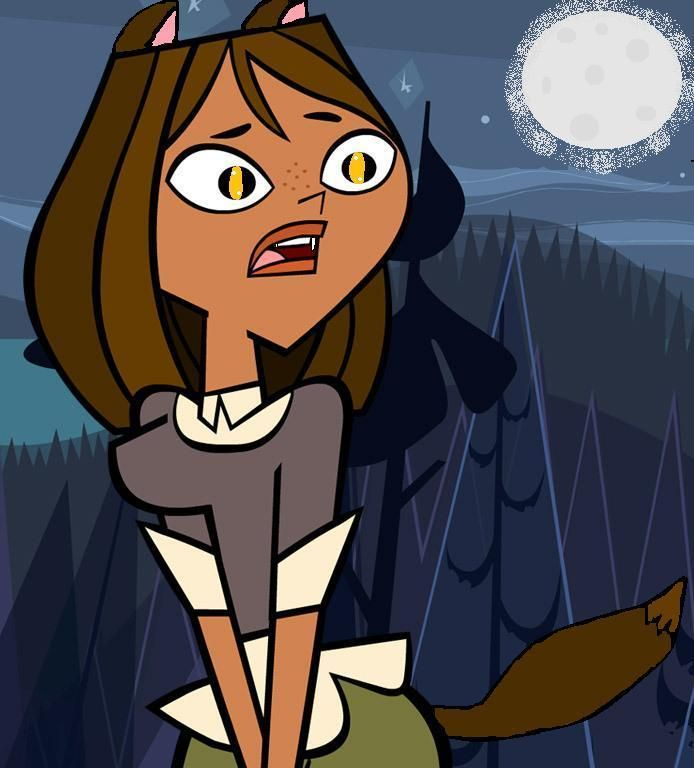 Courtney Wolf - Total-drama-island-vampires Fan Art