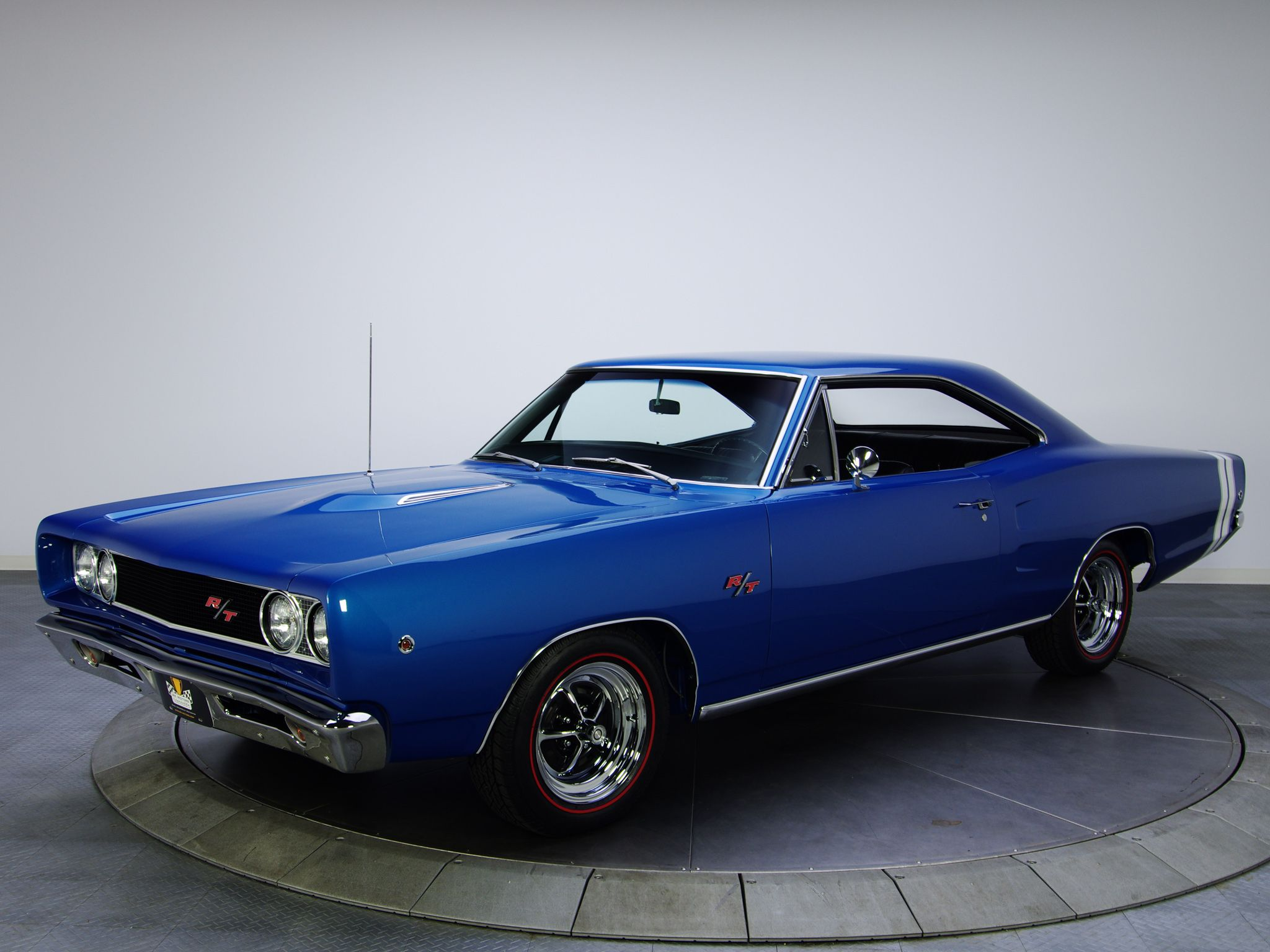 1968 dodge coronet r t hardtop coupe