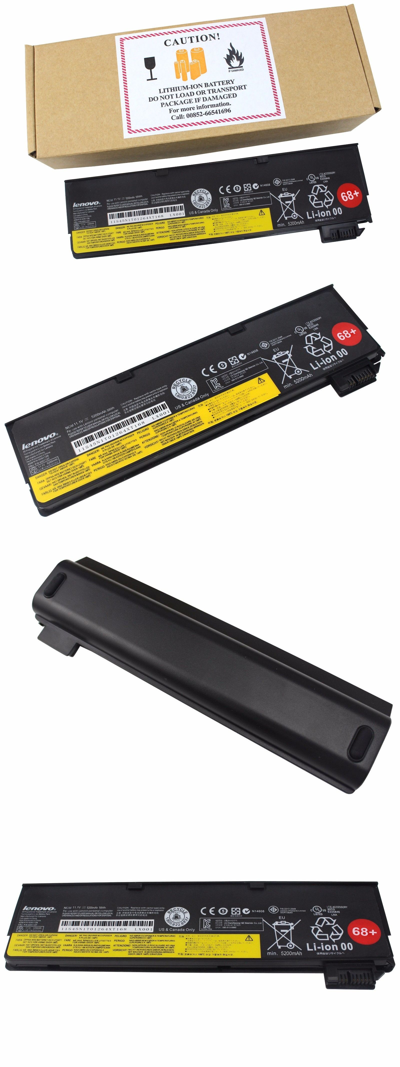 Laptop and Desktop Accessories 31530: Genuine 0C52862 Battery For