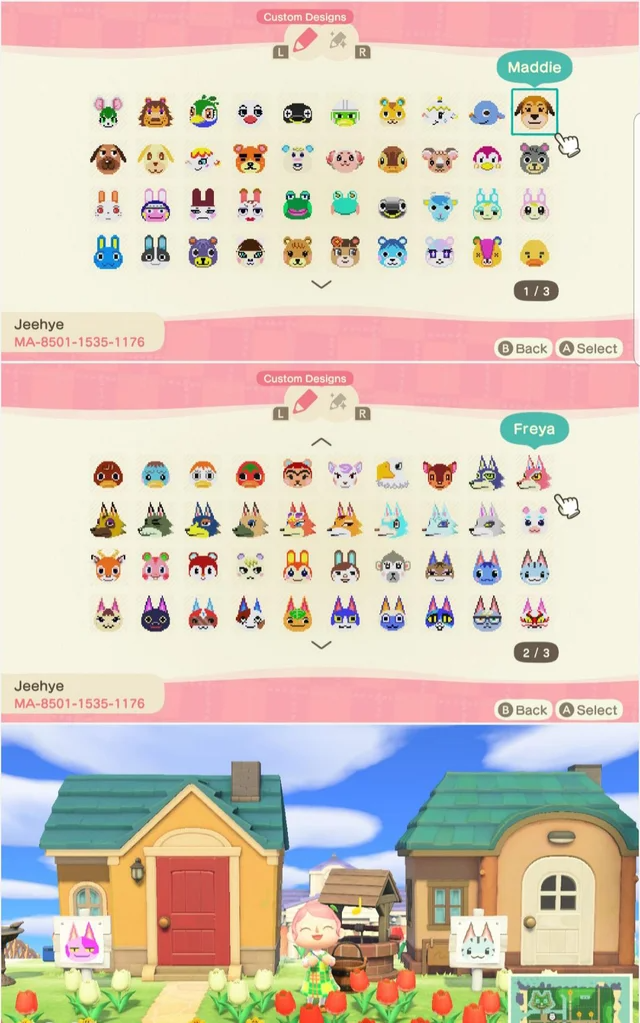 Pin on ACNL patterns