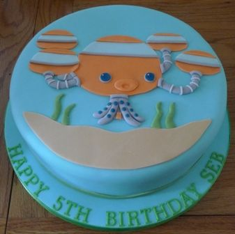 octonauts birthday cake baileys party Pinterest Birthday cakes