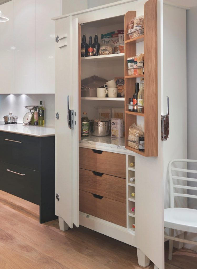 30 Free Standing Kitchen Cabinets Trend 2018 - Interior Decorating Colors #kitchenpantrycabinets