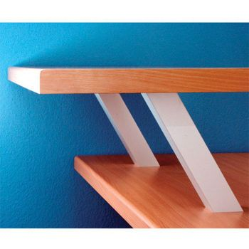 Angled Countertop Breakfast Bar Supports For Solid Tops